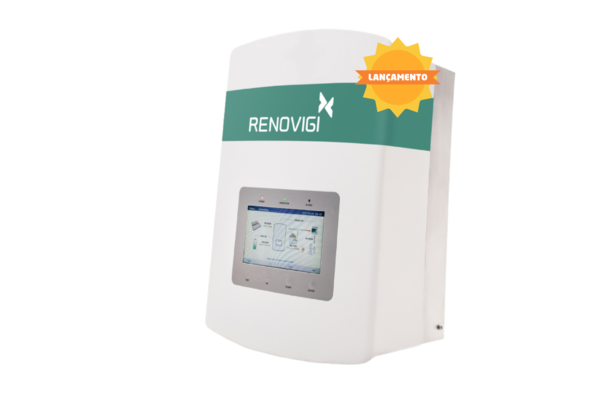 Inversor Monofásico RENO-5k Híbrido  - Renovigi