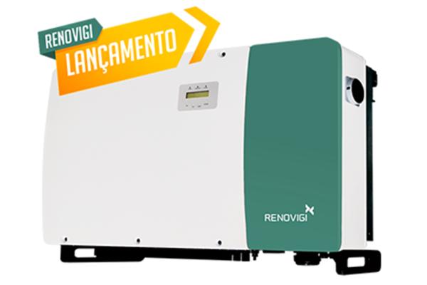 Inversor Trifásico RENO-125K-NG - Renovigi