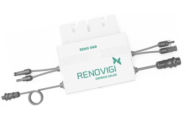 Microinversor RENO560 - Renovigi