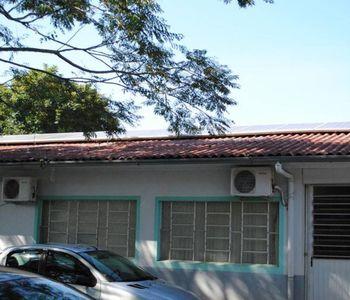 Imagem da notícia - Apae Chapecó recebe sistema de energia solar